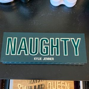 "Kylie cosmetics ""naughty"" palette"